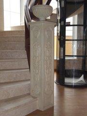 Лестницы и изделия из камня